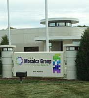 the mosaica building
